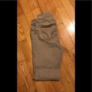 Hollister tan dress pants